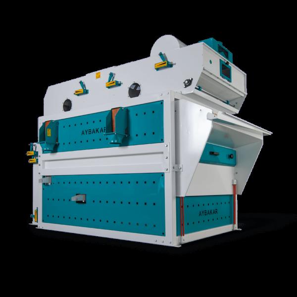 Oscillating Grain Separator