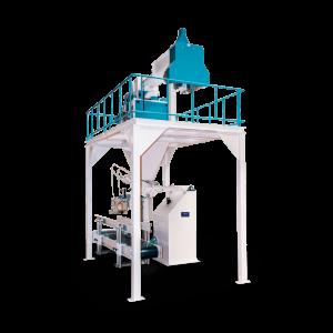 Single Spout Single Weighing Bagging Machine