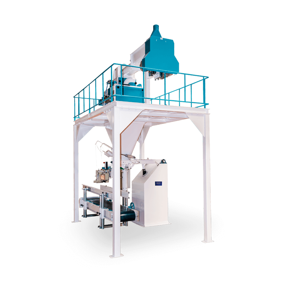 Single Spout Single Weighing Bagging Machine
