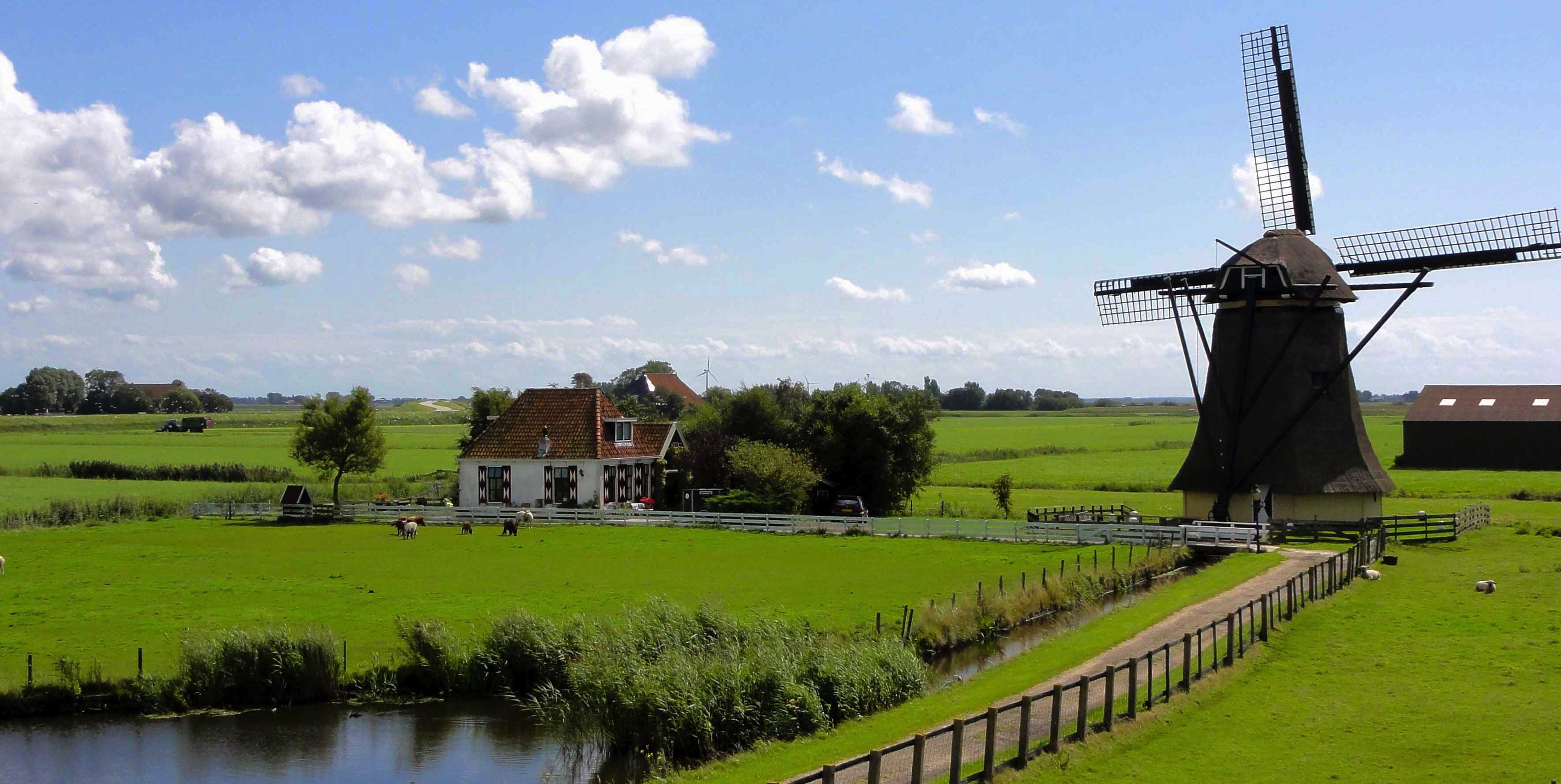the_netherlands_landscape_sky
